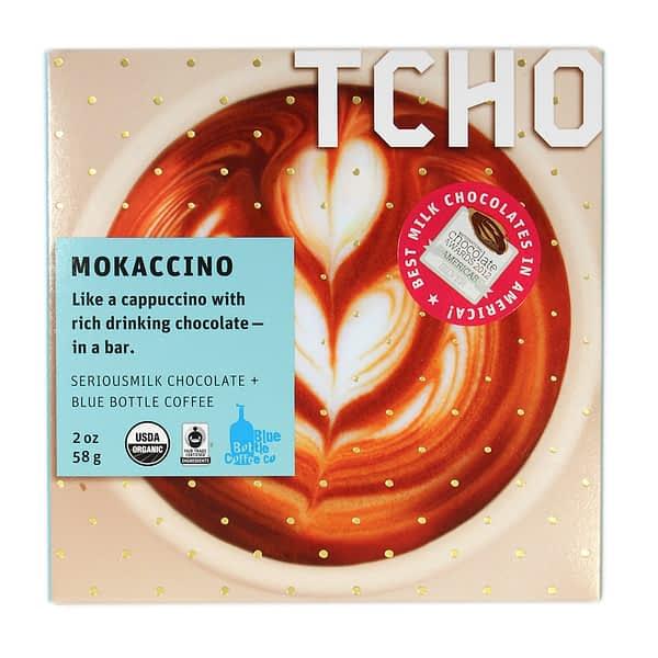 TCHO - SeriousMilk Mokaccino (Carton of 12)