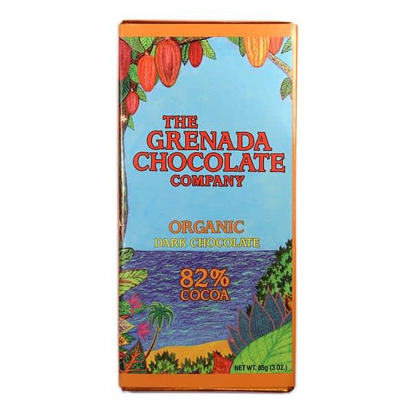 Grenada Chocolate Company 82%