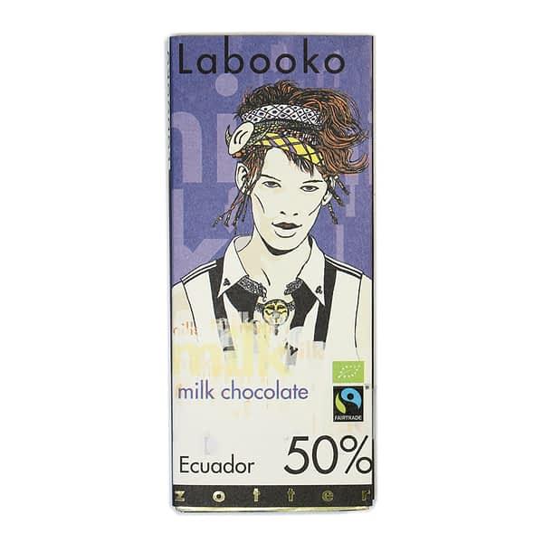 Zotter Labooko Ecuador 50%
