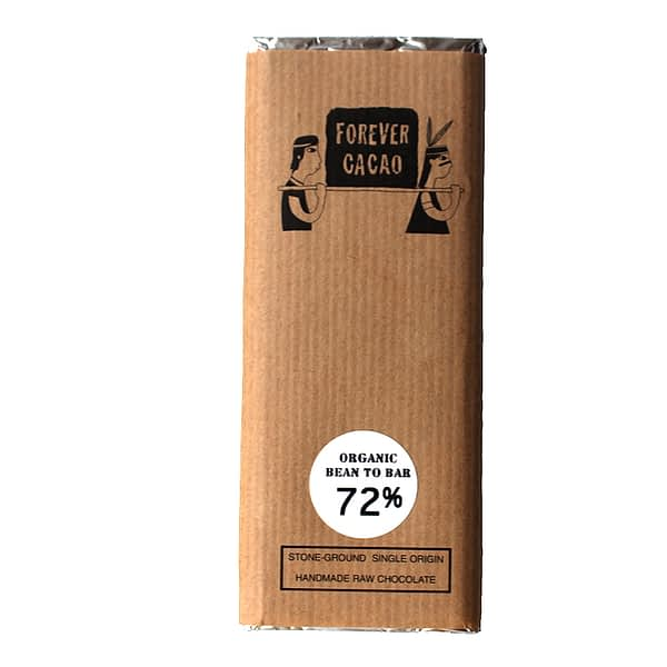 Forever Cacao Organic 72%
