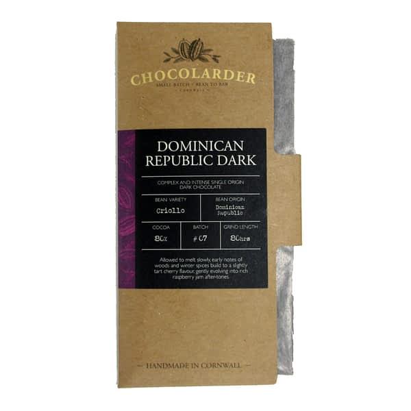 Chocolarder Dominican Republic Dark