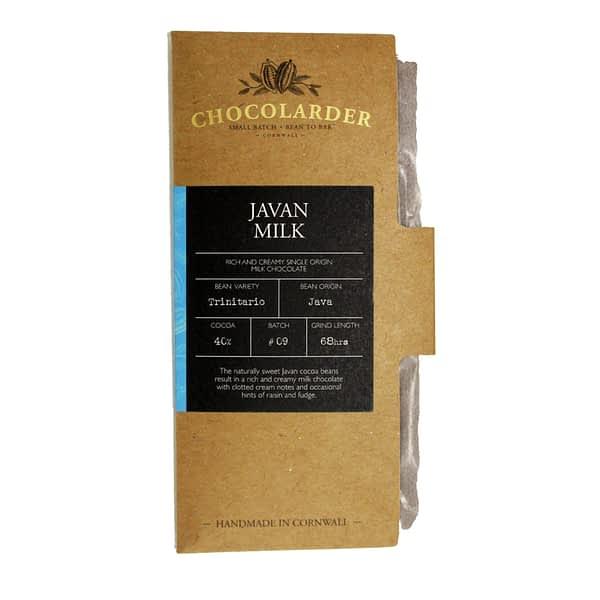 Chocolarder - Javan Milk