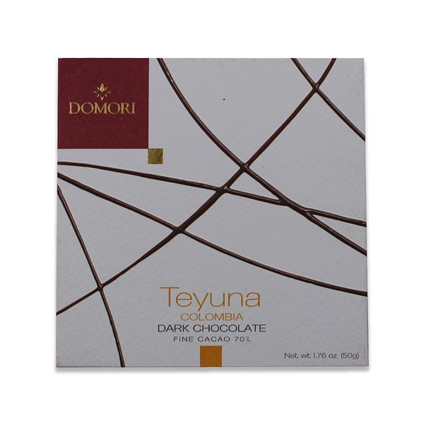 Domori - Teyuna Colombia 70%