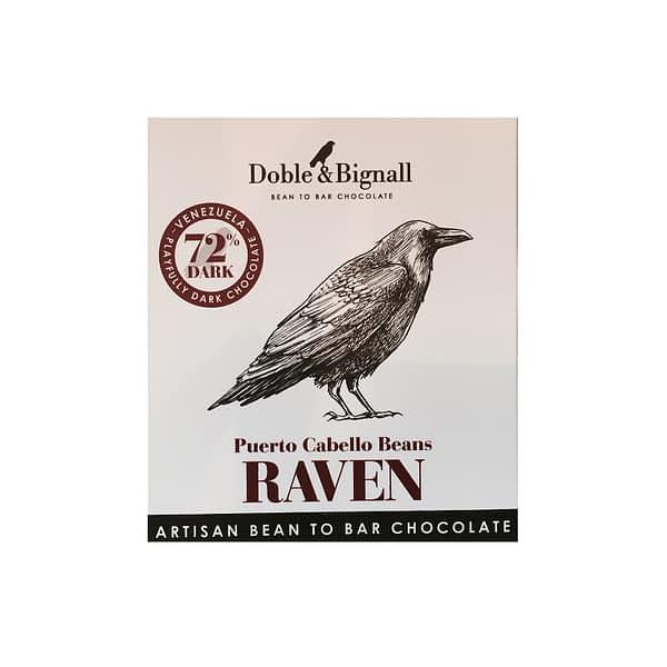 Doble & Bignall - Puerto Cabello Dark 72% Raven