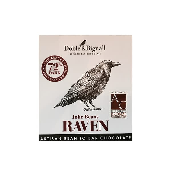 Doble & Bignall - Johe Raven 80g