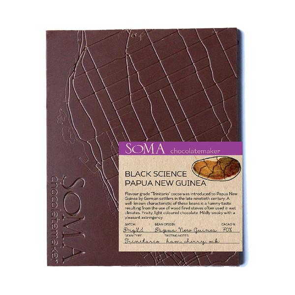 Soma - Black Science Papua New Guinea 70%