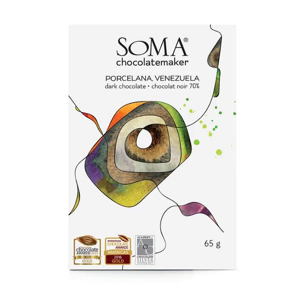 SOMA - Porcelana Venezuela 70% Dark
