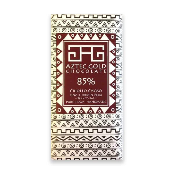 Aztec Gold 85% Criollo Dark Chocolate