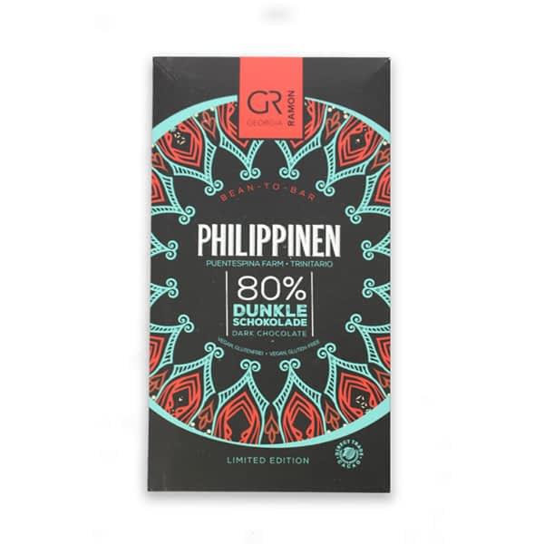 Georgia Ramon - Philippinen 80%
