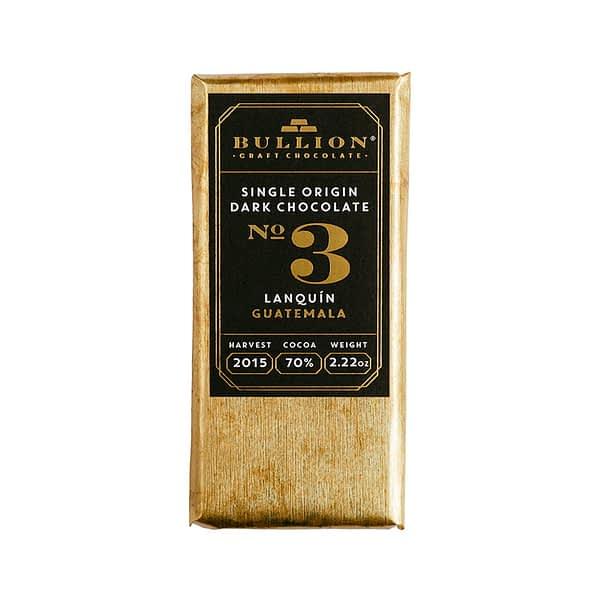 Bullion - No3 Guatemala Lanquin