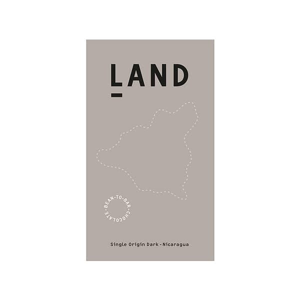 Land - Nicaragua 71% Dark Chocolate