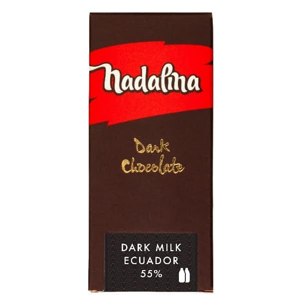 Nadalina - Ecuador 55% Dark Milk