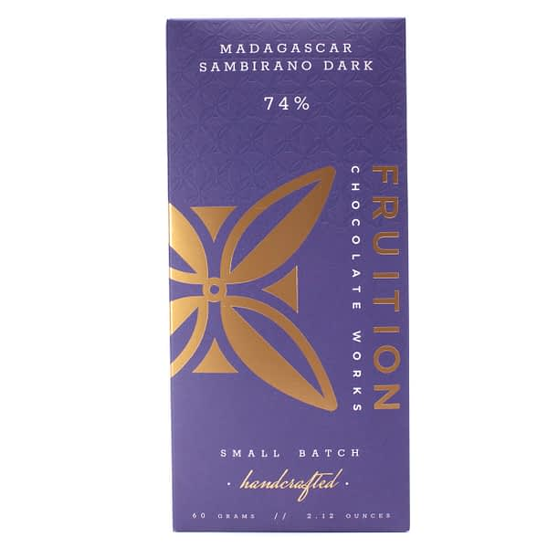 Fruition - Madagascar 74% Dark Chocolate