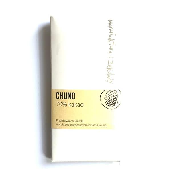 Manufaktura Czekolady - Nicaragua, Chuno 70% Dark Bar