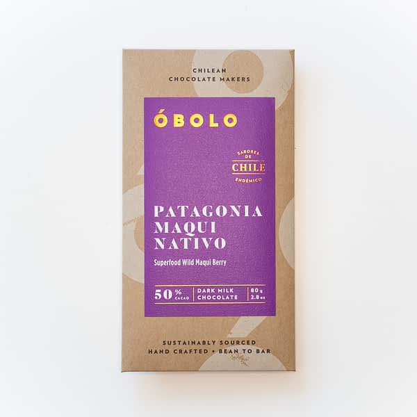 ÓBOLO - Patagonia Maqui Nativo 50% Milk