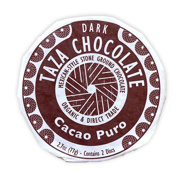 Taza Chocolate - Mexicano Cacao Puro (Carton of 12)