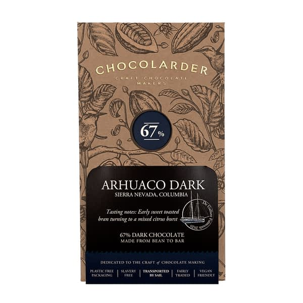 Chocolarder - Arhuaco, Colombia 67% Dark