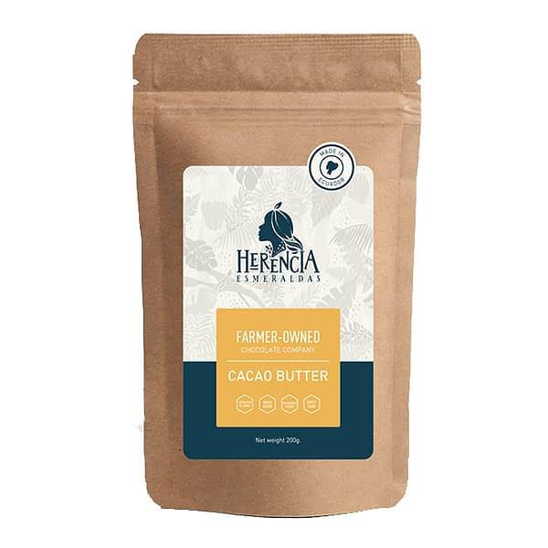 Herencia Esmeraldas - Natural Cocoa Butter