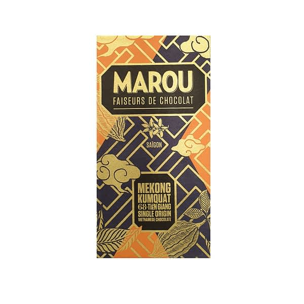 Marou - Tien Giang 68% Dark with Kumquat
