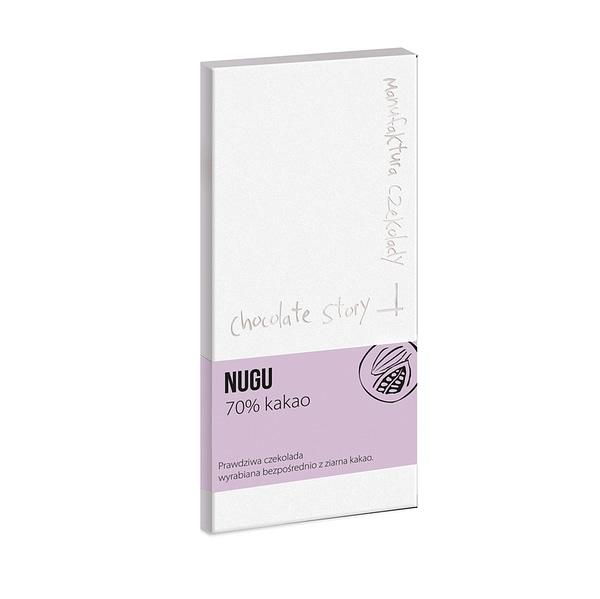 Manufaktura Czekolady - Nugu, Nicaragua 70% Dark