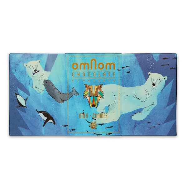 Omnom - Milk + Cookies - Winter Collection