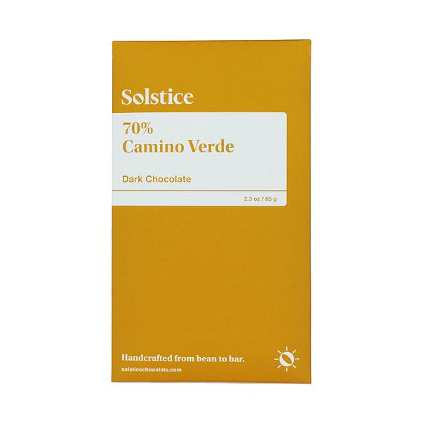 Solstice - Camino Verde, Ecuador 70% Dark
