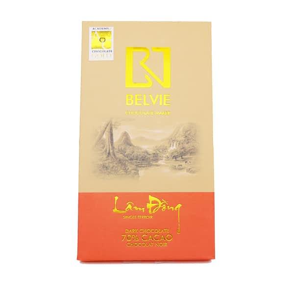 Belvie - Lam Dong 70% Dark