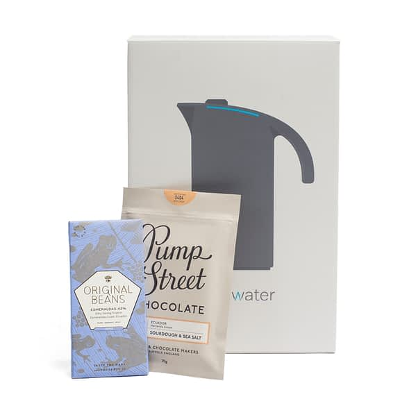 Peak Water Gift Box - Water Filter & Chocolate