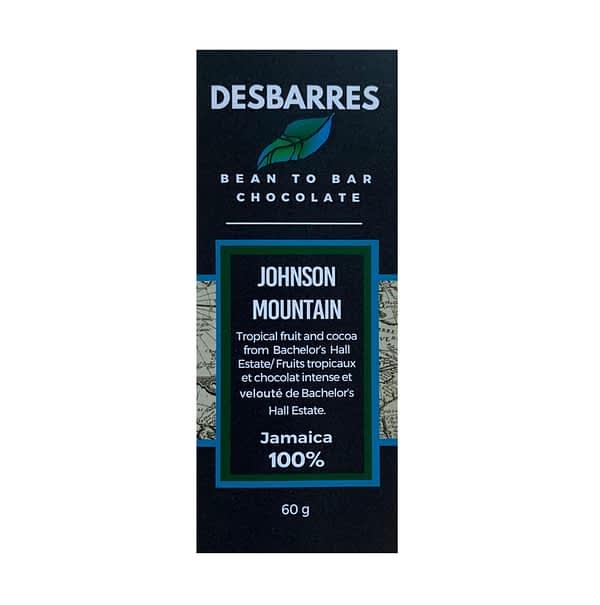 DesBarres -  Bachelor