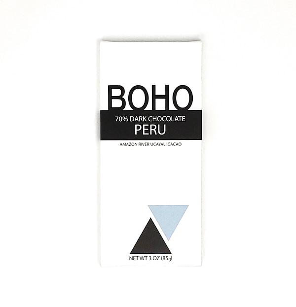 Boho - Peru 70% Dark Chocolate