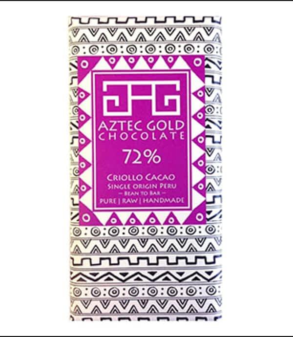 Aztec Gold - Peru Dark 72%