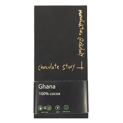 Manufaktura Czekolady 100% Ghana Grand Cru