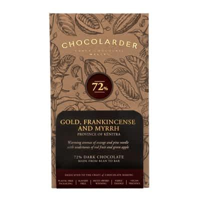 Chocolarder - Gold, Frankincense, and Myrrh
