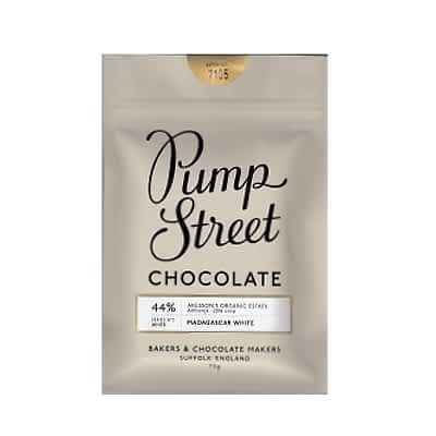 Pump Street Chocolate - Madagascar White 44%