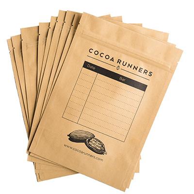 Craft Chocolate Storage Pouch - Bundle of 10