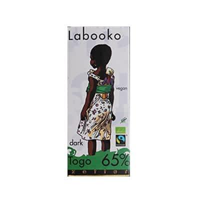 Zotter - Togo 65% Dark Chocolate