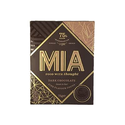 MIA - 75% Madagascan Cacao (Carton of 10)