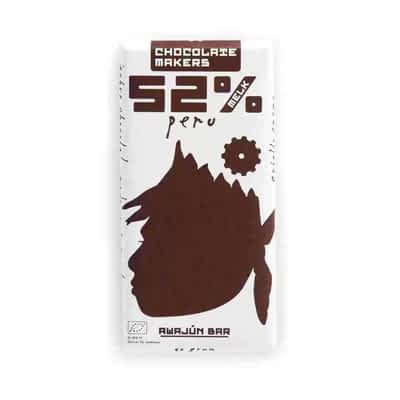 Chocolate Makers Awajún Peru Dark Milk 52%