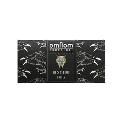 Omnom - Black N Burnt Barley (Carton of 10)
