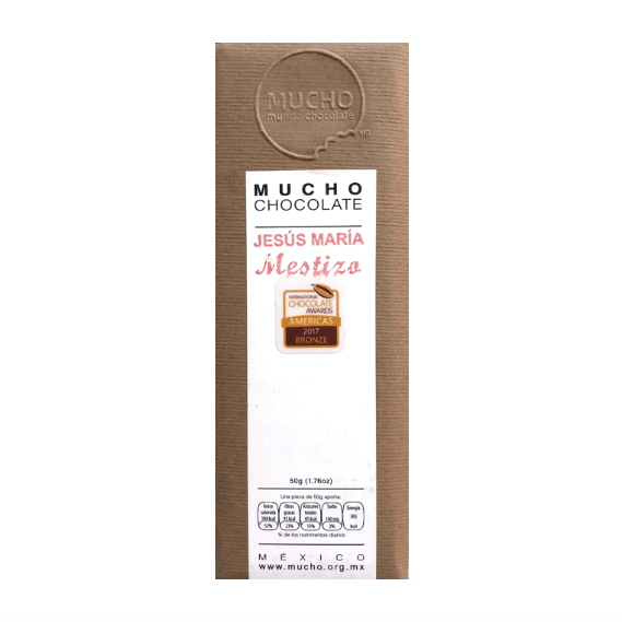 Mucho - Carmelo (Jesus Maria) Dark Chocolate
