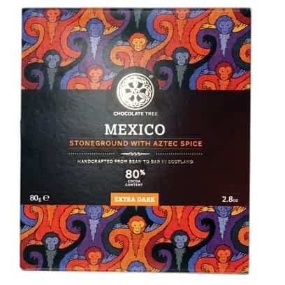 Chocolate Tree - Mexican 80% Stone Ground Chocolate
