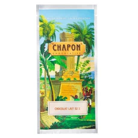 Chapon - 52% Milk Chocolate