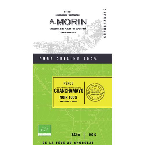 Morin - Chanchamayo, Peru 100% Cacao