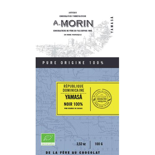 Morin - Yamasa, Dominican Republic 100% Cacao