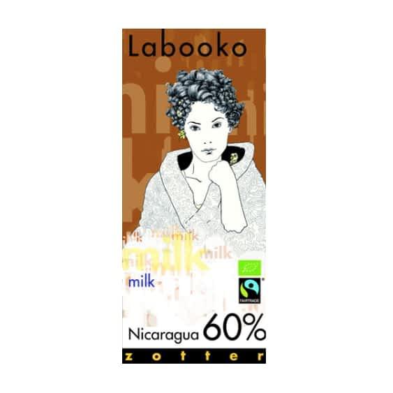 Zotter - 60% Nicaragua Milk
