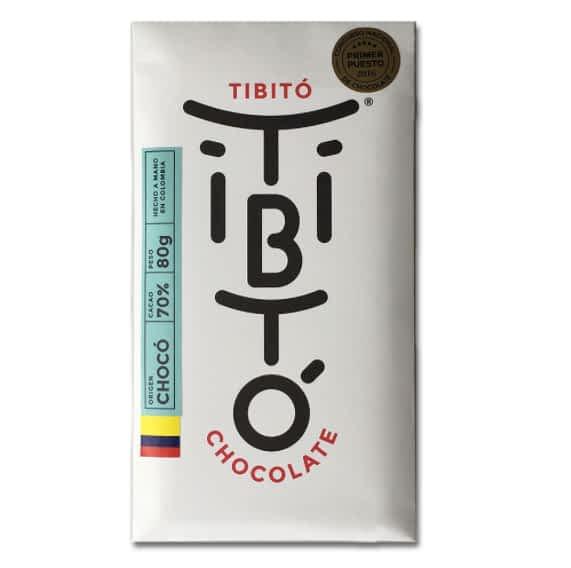 Tibito - Choco Dark 70%