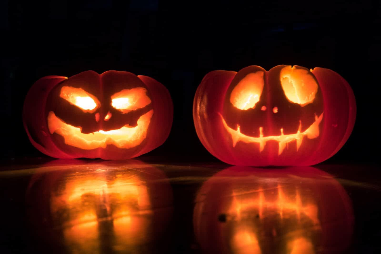 Chocolate treats, but no tricks, for Halloween