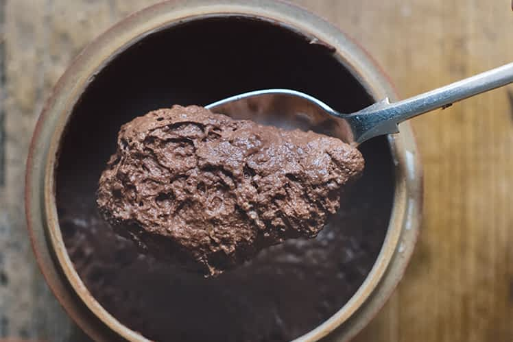 Chocolate Sourdough Starter
