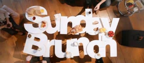 As Seen on Sunday Brunch: Veganuary | 3rd January 2021