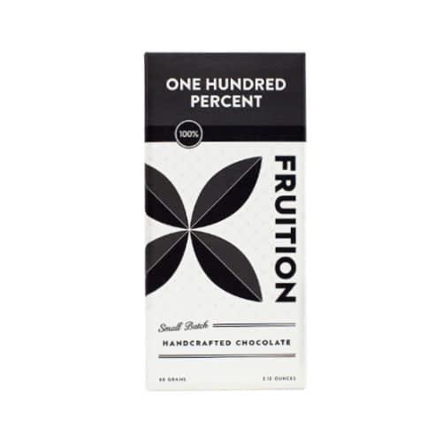 Fruition Dark Chocolate 100%